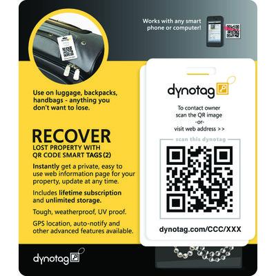 Luggage ID tag (2) WEB/GPS enabled