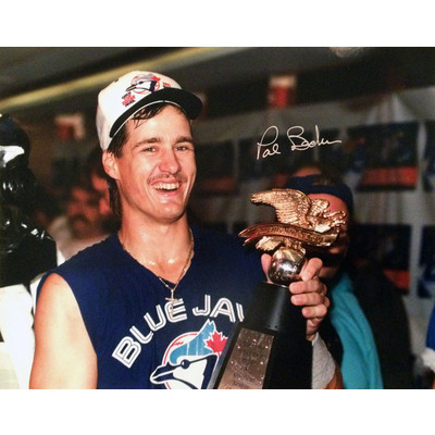 Pat Borders - Toronto Blue Jays 1992 World Series MVP