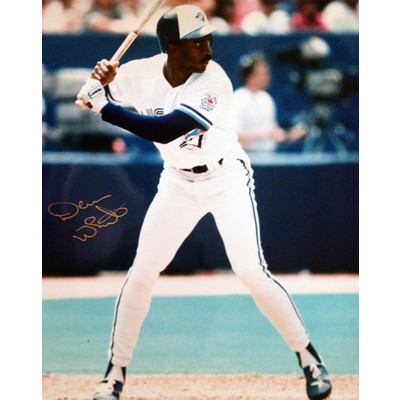 Devon White - Toronto Blue Jays World Series Champion (Stance)