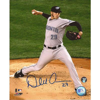 Dustin McGowan Autographed 8X10 Photo (Photo 3)