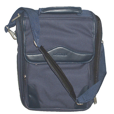 McBRINE 3 in 1 laptop case. Navy Colour