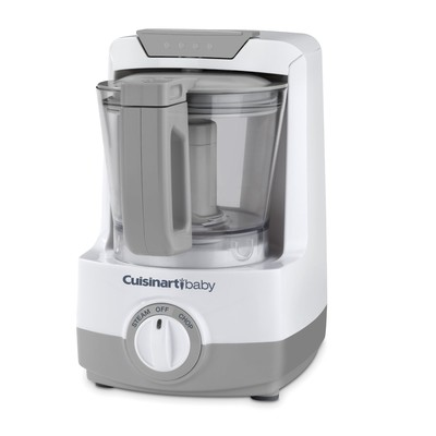 Cuisinart 2-in-1 Baby Food Maker & Bottle Warmer (BFM-1000C)