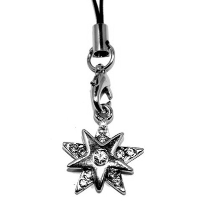 Star Charm for Bracelet/Necklace/Cellphone