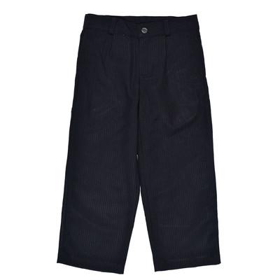 Ronald Dressy Boys Pant in Black