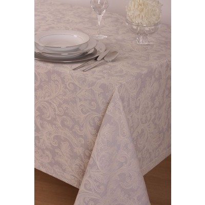 St. Pierre Guimaraes 100% Cotton Tablecloth, Sea Green