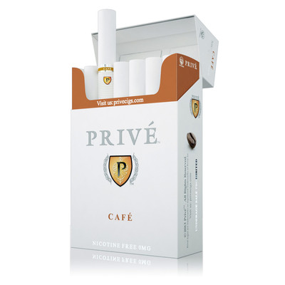 Electronic Cigarettes - Coffee Flavour - Pack of 6 E-cigs
