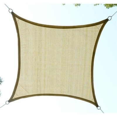 12 ft. Square Sail Shade - Sand
