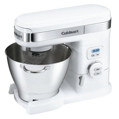 Cuisinart-Refurbished 5.5 Quart Stand Mixer (SM-55), Manufacturer Recertified
