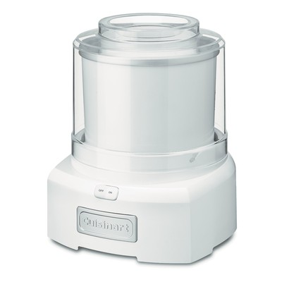 Cuisinart-Refurbished ICE-21C Frozen Yogurt, Ice Cream and Sorbet Maker - Manufacturer Recertified with 90 days Warranty