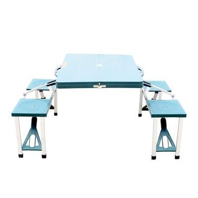 Junior Portable Picnic Table - Green