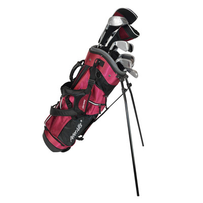 Peterallis GTS913ML Men's Value Golf Package - Left