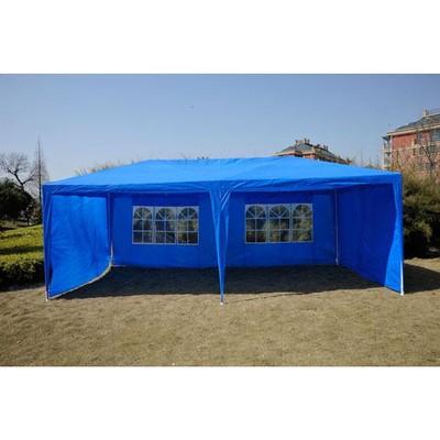 10' x 20' Gazebo Party Tent - Blue