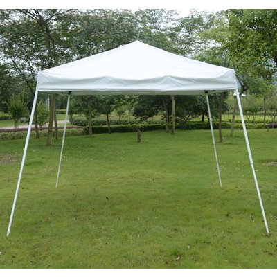 10' x 10' Pop Up Canopy Tent - White