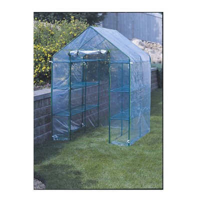 Deluxe Walk-In 6-Tier 12-Section Portable Greenhouse