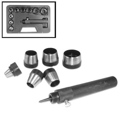 Neiko 10pc HD Hollow Punch Set