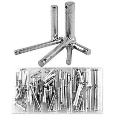 Neiko 60pc Clevis Pin Asst