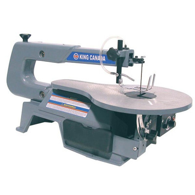 King Canada KC-163SSC-V Variable Speed 16-Inch Scroll Saw