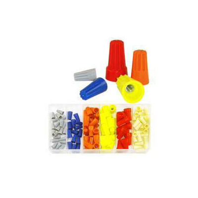 107-Piece Wire Nut Connector Assortment