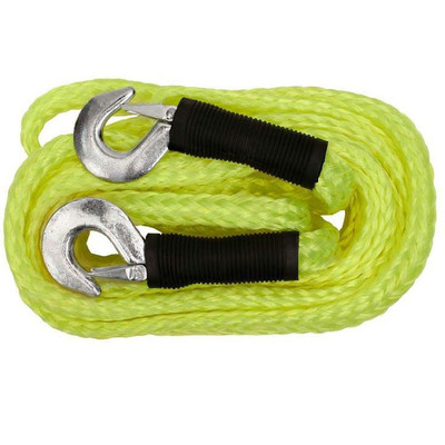 1-inch x 20-ft 6500-lb Tow Rope