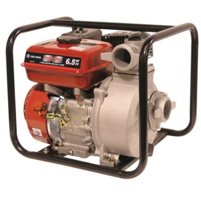 Power Force 2-Inch 6.5-HP 158-GPM Gasoline Water Pump