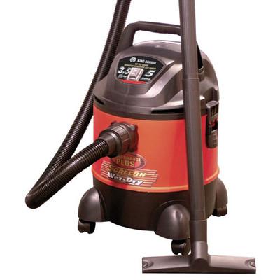 Performance Plus 3.5HP 5 Gallon Wet-Dry Vacuum