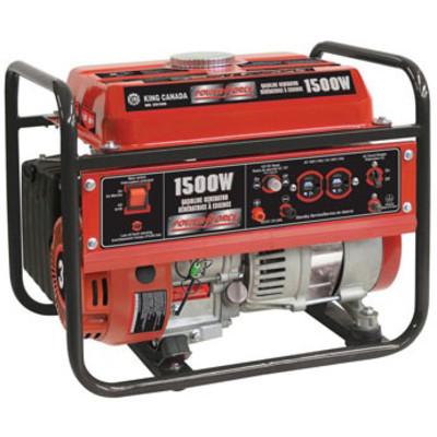 Power Force 1500 watt Gasoline Generator