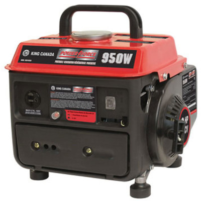 Power Force KCG-951G 950-Watt Portable Gasoline Generator