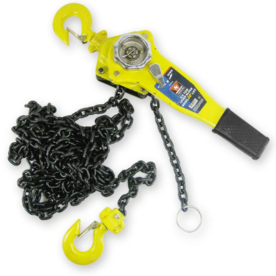 Neiko 1-1/2 Ton 5-ft Lift Lever Hoist