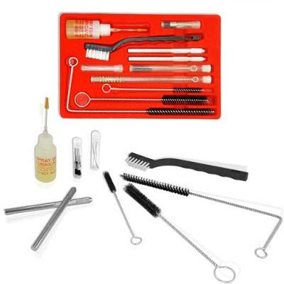 Tooluxe 22-Piece Spray Gun Cleaning Kit