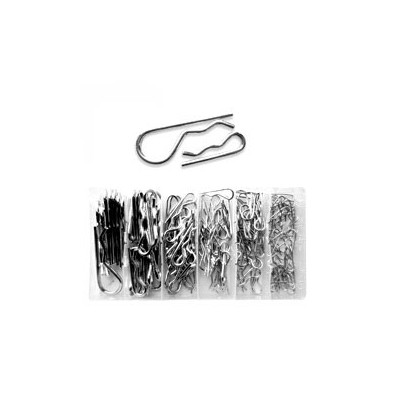 Neiko 150-Piece Hair Pin Assortment