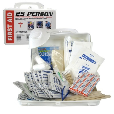 Tooluxe 25 Person First Aid Kit