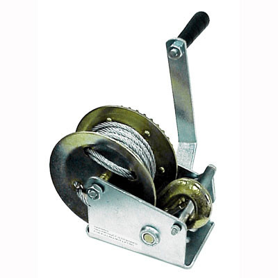 2000lb Hand Winch with Cable
