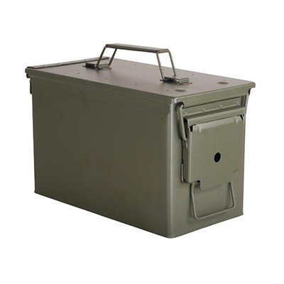 M21A1 50 Caliber Army Metal Ammo Can