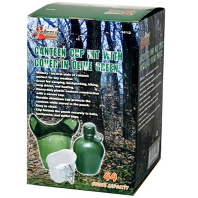 Canteen Cup Kit with Cover