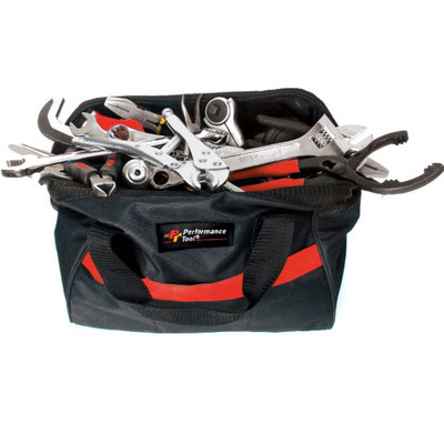 Performance Tool 12-inch Tool Bag