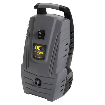 BE Pressure 1.2HP 1400PSI Electric Pressure Washer