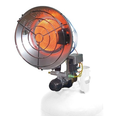 16,000 BTU Tank Top Heater
