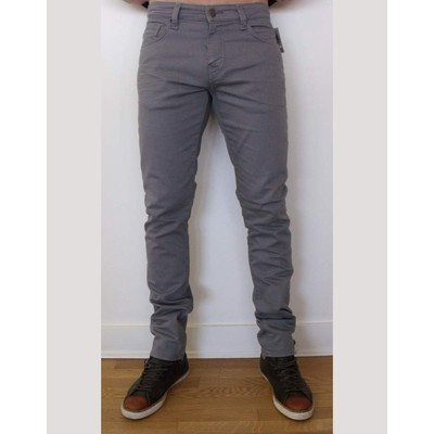 Mavi Jeans JAKE MIDRISE SLIM IN ASH