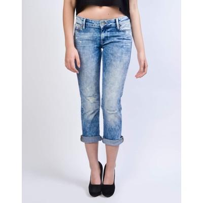 Mavi Jeans EMMA LOWRISE BOYFRIEND IN PAINTED ARTIST