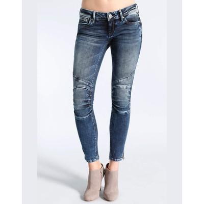 Mavi Jeans JESY LOWRISE SKINNY BIKER ANKLE IN MEDIUM
