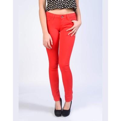 Mavi Jeans SERENA LOWRISE IN CARDINAL RED