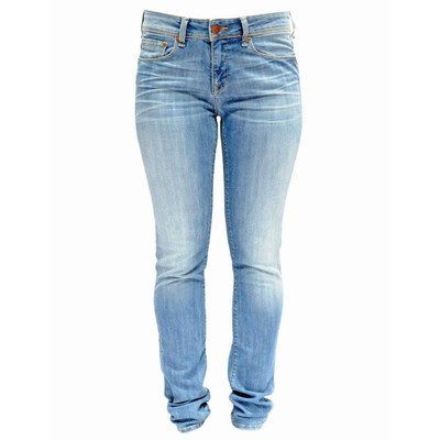 Mavi Jeans ALEXA HIGHRISE SKINNY IN SHADED NOLITA