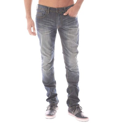 Buffalo Jeans MAX LOWRISE SKINNY ARCADIA OIL STAIN