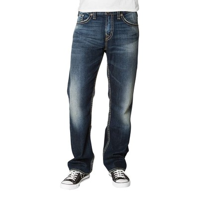 Silver Jeans GRAYSON MIDRISE HERITAGE IN DARK VINTAGE