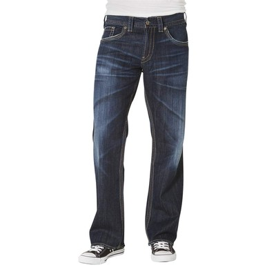 Silver Jeans GORDIE MIDRISE LOOSE FIT IN DARK