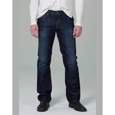 Guess LINCOLN LOWRISE STRAIGHT LEG IN DARK QUAKE WASH
