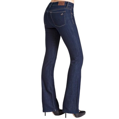 DL 1961    JENNIFER HIGHRISE BOOTCUT IN TWILIGHT WASH