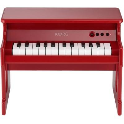 Korg tinyPIANO Digital Toy Piano - Red - Korg - TINYPIANO-RD