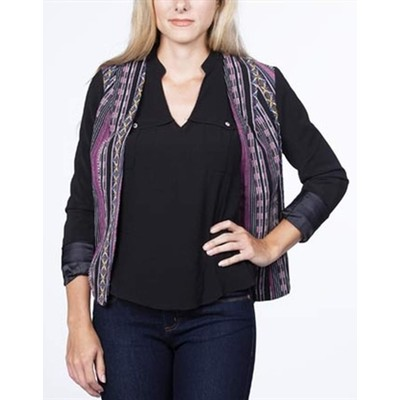 YDE Studio TRIBAL BLAZER