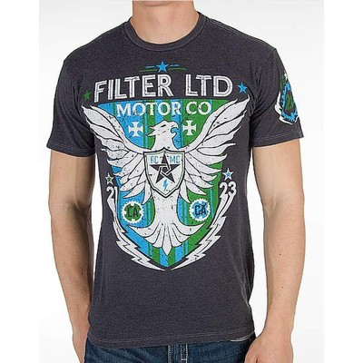 Filter MOTOR CITY BURNOUT SHORT SLEEVE TEE